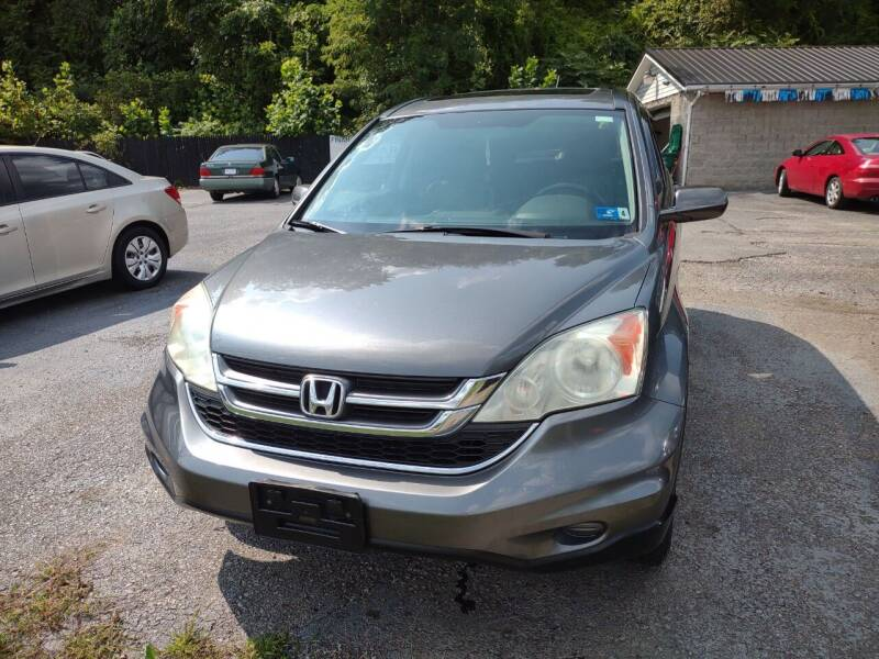 2010 Honda CR-V for sale at Riverside Auto Sales in Saint Albans WV