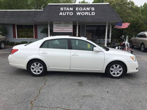 2009 Toyota Avalon for sale at STAN EGAN'S AUTO WORLD, INC. in Greer SC