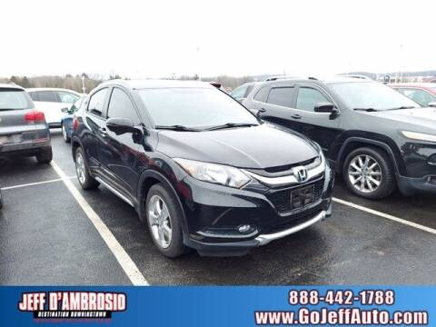 2016 Honda HR-V for sale at Jeff D'Ambrosio Auto Group in Downingtown PA
