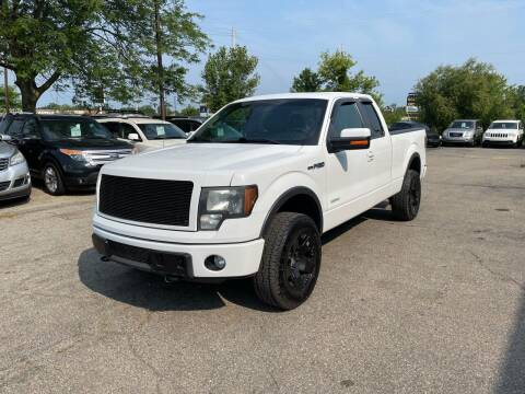 2011 Ford F-150 for sale at Dean's Auto Sales in Flint MI