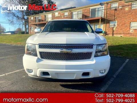 2009 Chevrolet Suburban for sale at Motor Max Llc in Louisville KY