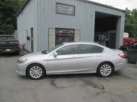 2015 Honda Accord for sale at Access Auto Brokers in Hagerstown MD