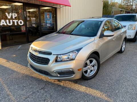 2016 Chevrolet Cruze Limited for sale at VP Auto in Greenville SC