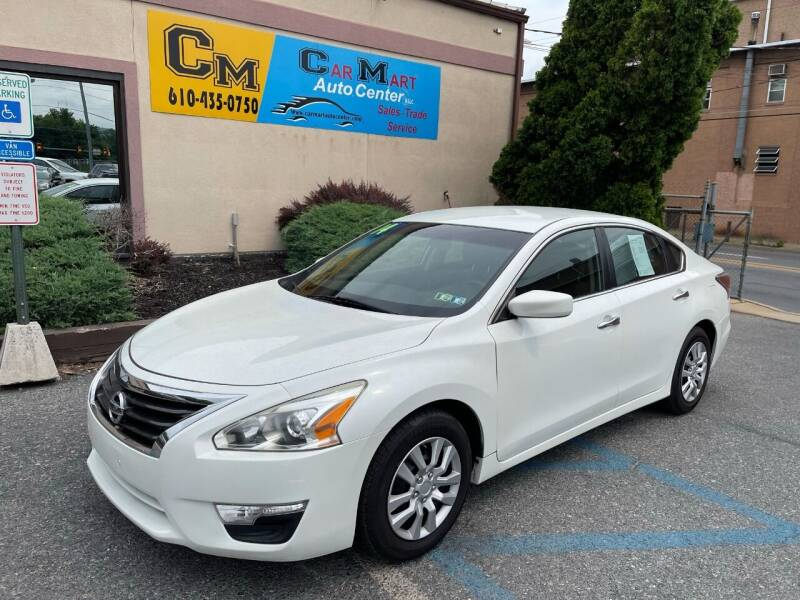 2014 Nissan Altima for sale at Car Mart Auto Center II, LLC in Allentown PA