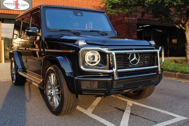 2019 Mercedes-Benz G-Class for sale at Team One Motorcars, LLC in Marietta GA