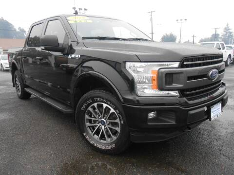 2018 Ford F-150 for sale at McKenna Motors in Union Gap WA