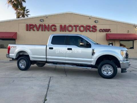 2018 Ford F-250 Super Duty for sale at Irving Motors Corp in San Antonio TX