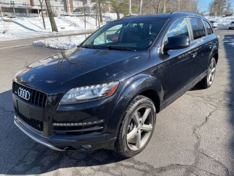 2015 Audi Q7 for sale at Premier Automart in Milford MA