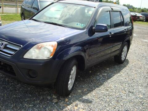 2006 Honda CR-V for sale at Branch Avenue Auto Auction in Clinton MD