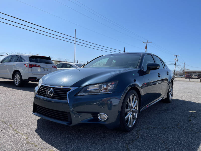 2013 Lexus GS 350 for sale at Signal Imports INC in Spartanburg SC