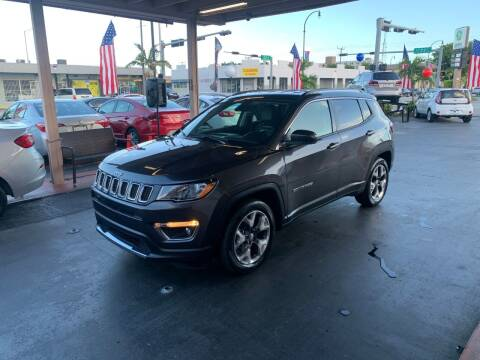 2019 Jeep Compass for sale at American Auto Sales in Hialeah FL