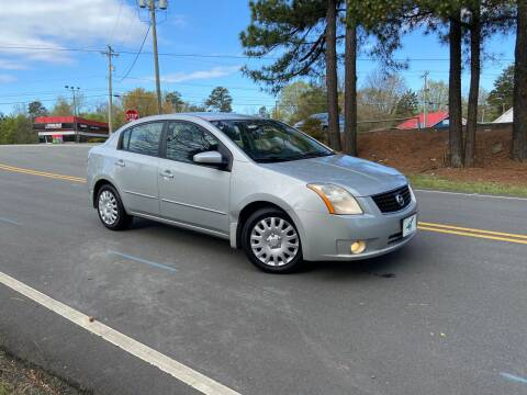2008 Nissan Sentra for sale at THE AUTO FINDERS in Durham NC