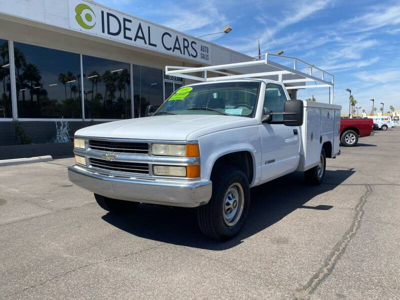2000 Chevrolet C/K 3500 Series for sale at Ideal Cars in Mesa AZ