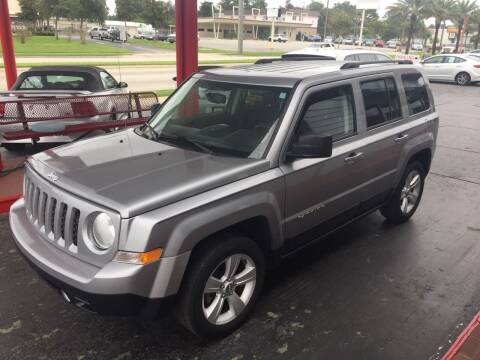 2017 Jeep Patriot for sale at Riviera Auto Sales South in Daytona Beach FL