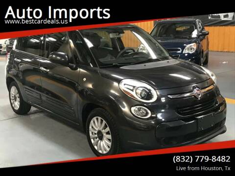 2014 FIAT 500L for sale at Auto Imports in Houston TX