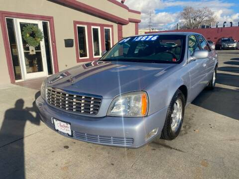 2004 Cadillac DeVille for sale at Sexton's Car Collection Inc in Idaho Falls ID