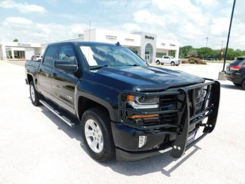2018 Chevrolet Silverado 1500 for sale at Stanley Chrysler Dodge Jeep Ram Gatesville in Gatesville TX