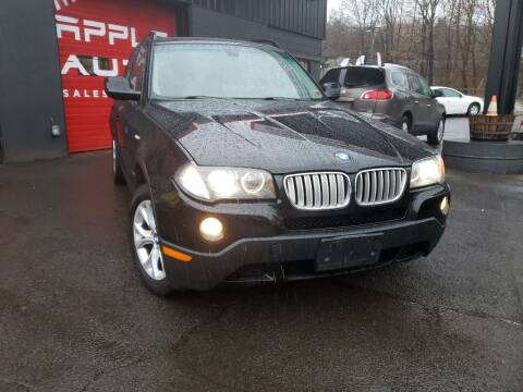2010 BMW X3 for sale at Apple Auto Sales Inc in Camillus NY