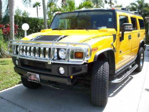2007 HUMMER H2 for sale at Classic Car Deals in Cadillac MI