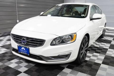 2017 Volvo S60 for sale at TRUST AUTO in Sykesville MD