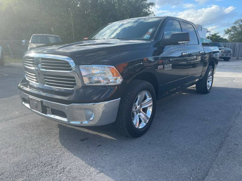 2014 RAM Ram Pickup 1500 for sale at Truck Depot in Miami FL