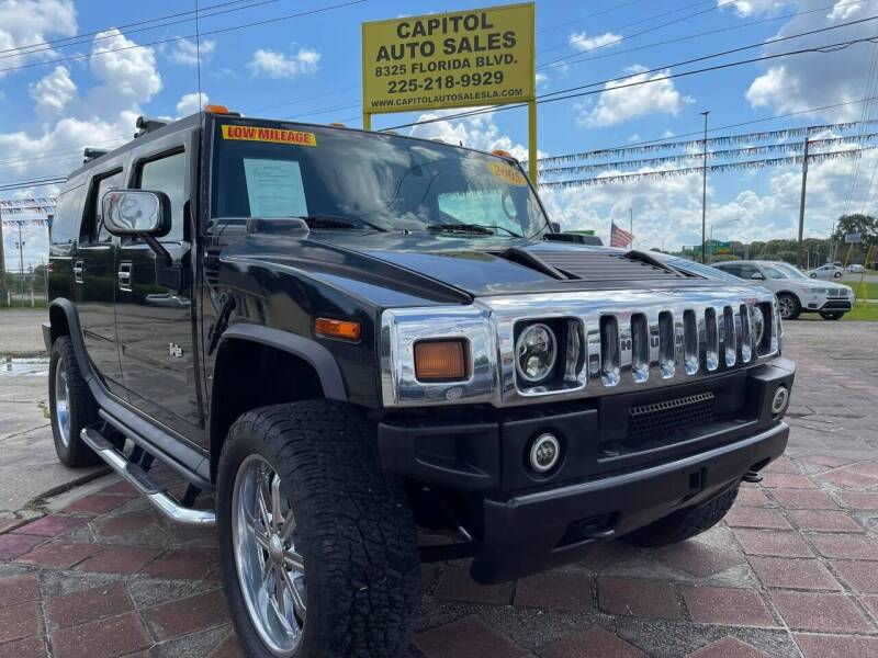 2005 HUMMER H2 for sale at CAPITOL AUTO SALES LLC in Baton Rouge LA