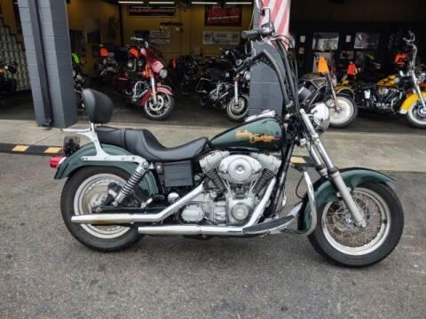 2000 Harley-Davidson FXD for sale at Goodfella's  Motor Company in Tacoma WA