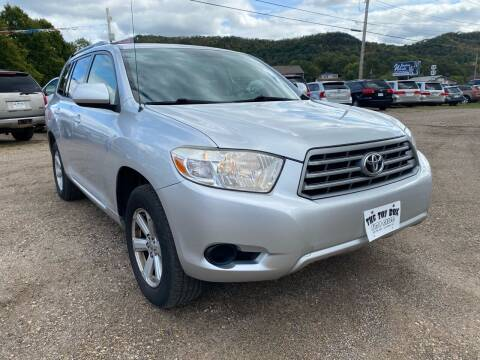 2009 Toyota Highlander for sale at Toy Box Auto Sales LLC in La Crosse WI