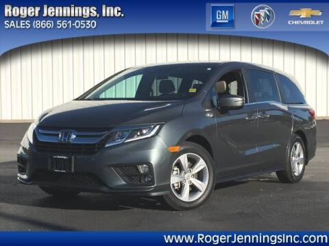 2018 Honda Odyssey for sale at ROGER JENNINGS INC in Hillsboro IL