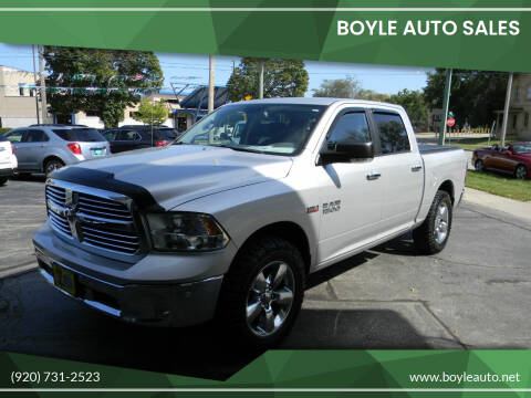 2014 RAM Ram Pickup 1500 for sale at Boyle Auto Sales in Appleton WI