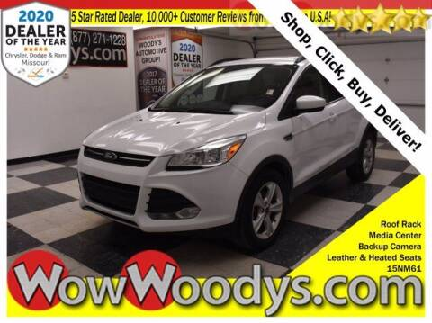 2015 Ford Escape for sale at WOODY'S AUTOMOTIVE GROUP in Chillicothe MO