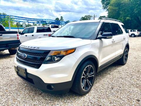 2015 Ford Explorer for sale at Southeast Auto Inc in Walker LA