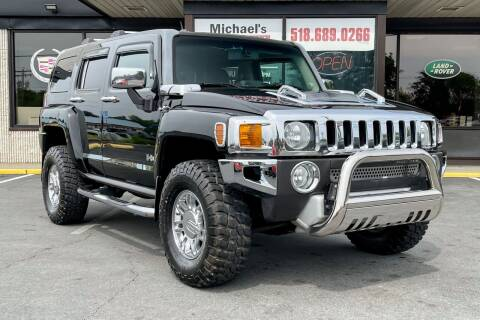 2008 HUMMER H3 for sale at Michaels Auto Plaza in East Greenbush NY