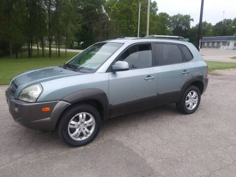 2007 Hyundai Tucson for sale at Street Side Auto Sales in Independence MO