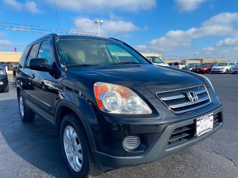 2006 Honda CR-V for sale at VIP Auto Sales & Service in Franklin OH