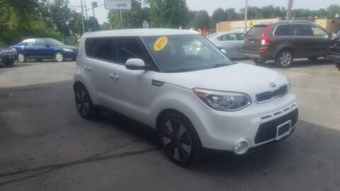 2014 Kia Soul for sale at JERRY SIMON AUTO SALES in Cambridge NY