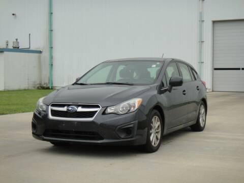 2014 Subaru Impreza for sale at ELITE CARS OHIO LLC in Solon OH