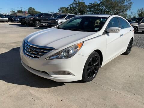 2011 Hyundai Sonata for sale at Bayou Motors Inc in Houma LA