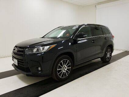 2017 Toyota Highlander for sale at Paradise Motor Sports LLC in Lexington KY