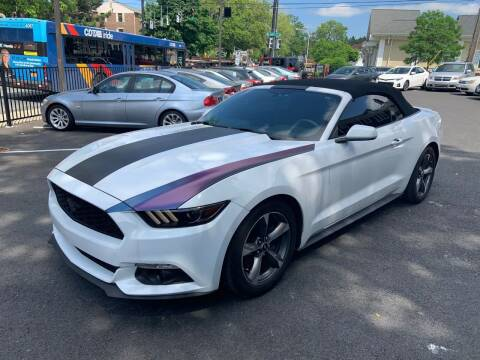 2015 Ford Mustang for sale at EMPIRE CAR INC in Troy NY