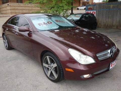 2009 Mercedes-Benz CLS for sale at R & D Motors in Austin TX
