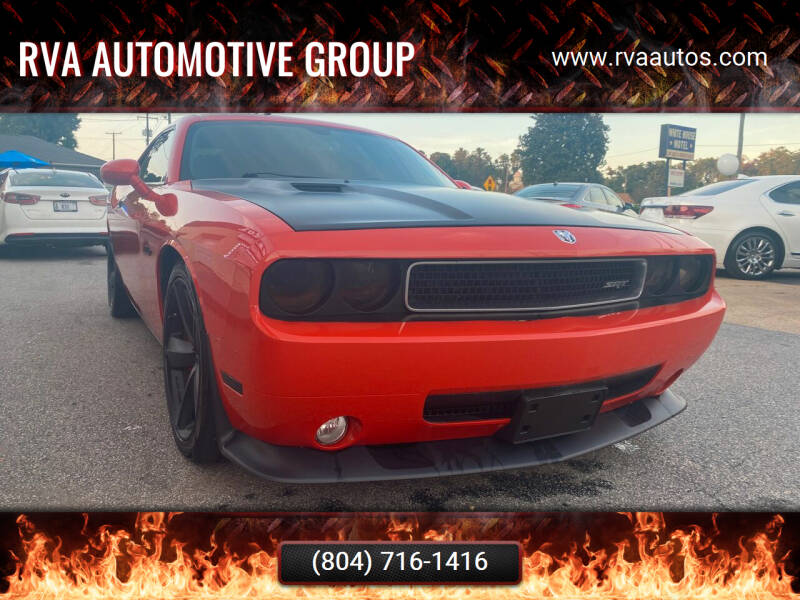 2008 Dodge Challenger for sale at RVA Automotive Group in North Chesterfield VA