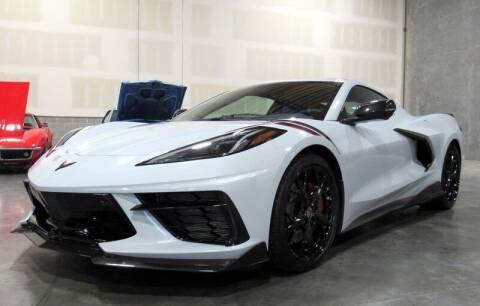 2020 Chevrolet Corvette for sale at Platinum Motors in Portland OR