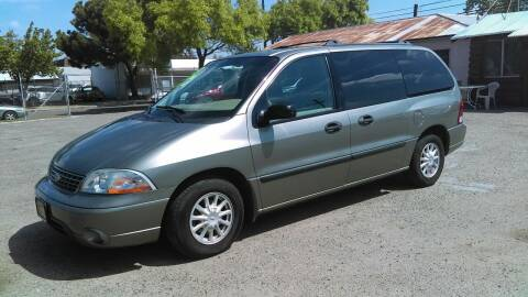 2003 Ford Windstar for sale at Larry's Auto Sales Inc. in Fresno CA
