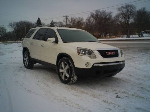 2011 GMC Acadia for sale at BestBuyAutoLtd in Spring Grove IL