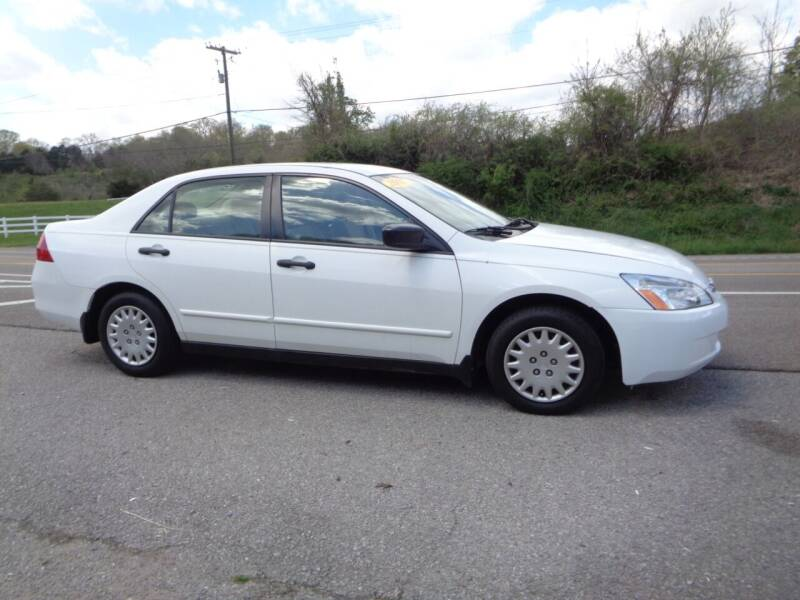 2007 Honda Accord for sale at Car Depot Auto Sales Inc in Seymour TN