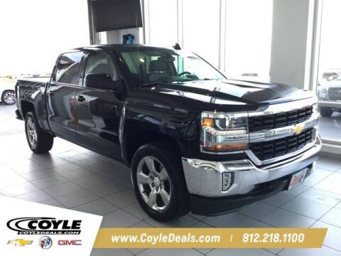 2017 Chevrolet Silverado 1500 for sale at COYLE GM - COYLE NISSAN - Coyle Nissan in Clarksville IN
