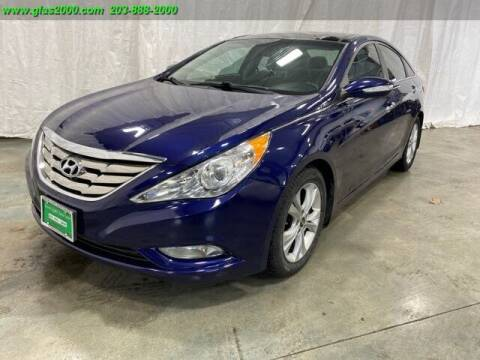 2013 Hyundai Sonata for sale at Green Light Auto Sales LLC in Bethany CT