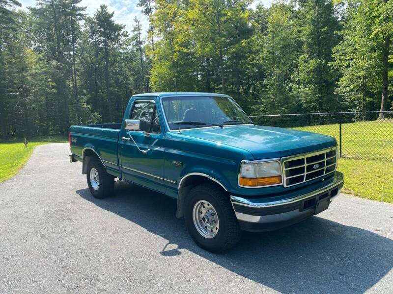 1996 Ford F-150 for sale at Bluebird Auto in South Glens Falls NY