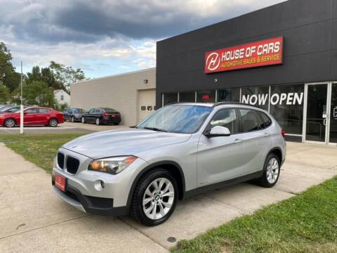 2013 BMW X1 for sale at HOUSE OF CARS CT in Meriden CT